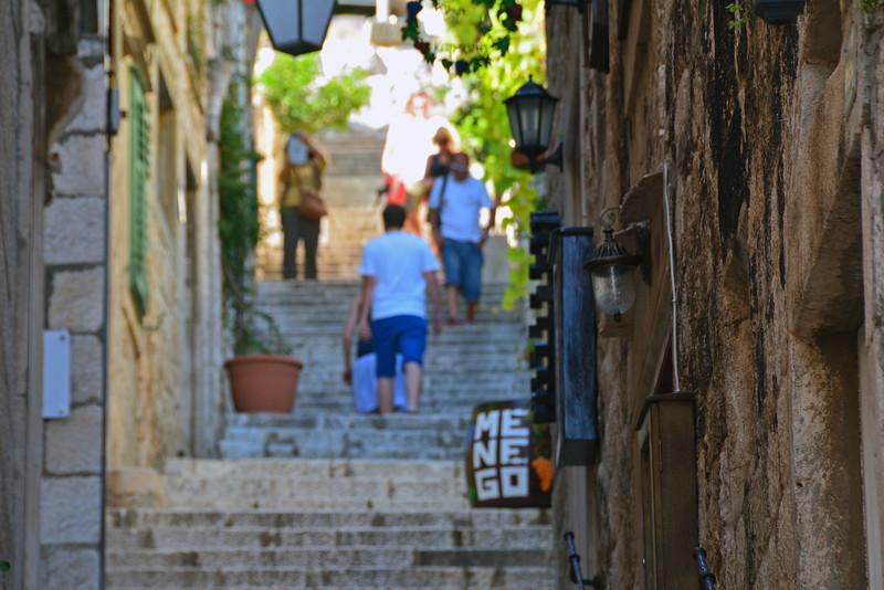 Stairs Hvar