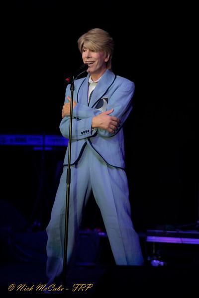 David Brighton - David Bowie Tribute