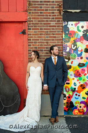 Wedding at Asbury Park in Asbury, NJ by Alex Kaplan