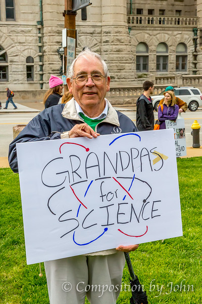 March for Science - St. Louis