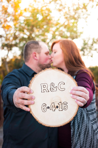 2015 - Livermore - Chels and Rod Engagement Shoot