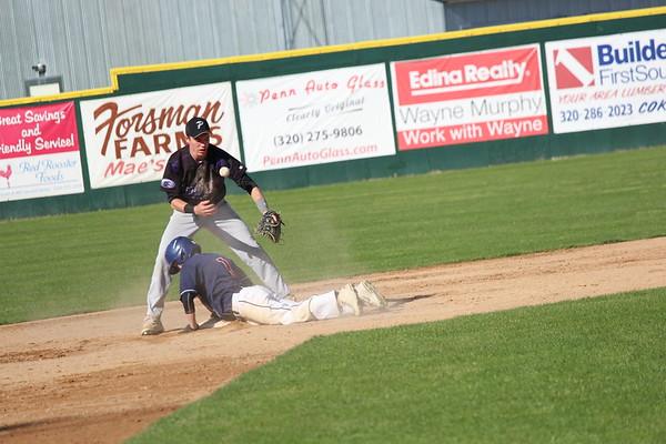 DC Charger baseball vs. Glencoe-Silver Lake, 5-11-17