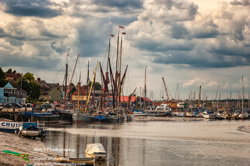 Harbourside Maldon Essex England