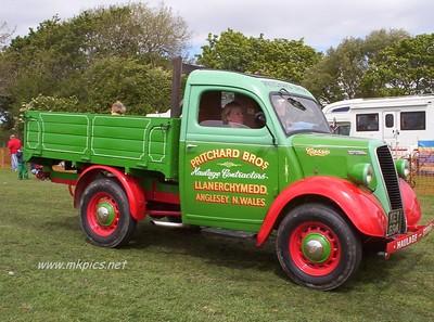 Anglesey Vintage Rally, 20 & 21 May 2005