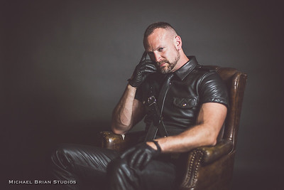 Todd in Leather