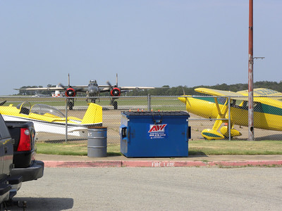 2012 7/7 Skyline Cafe at Tyler Airport