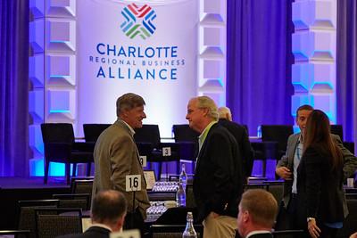 Charlotte Regional Business Association Summit