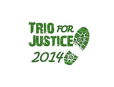 Donate and Download Trio 4 Justice Event Pics