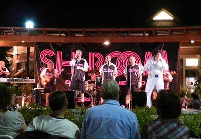 Sh-Boom at Lake St. Louis, August 18, 2011