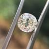 2.54ct Old Mine Cut Diamond, GIA U/V VS1 5