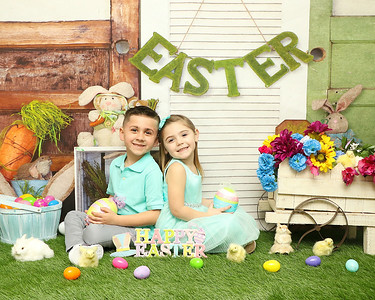 Jason and Jordyn Easter 2019