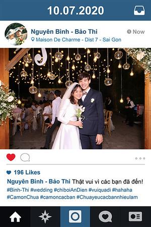 Wedding - Nguyen Binh & Bao Thi