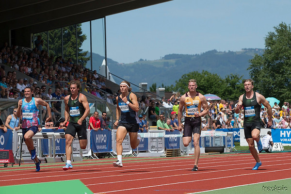 Hypomeeting Götzis 2018, Decathlon 100m