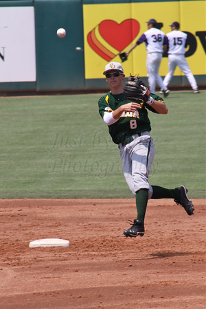 2012 Baylor Baseball
