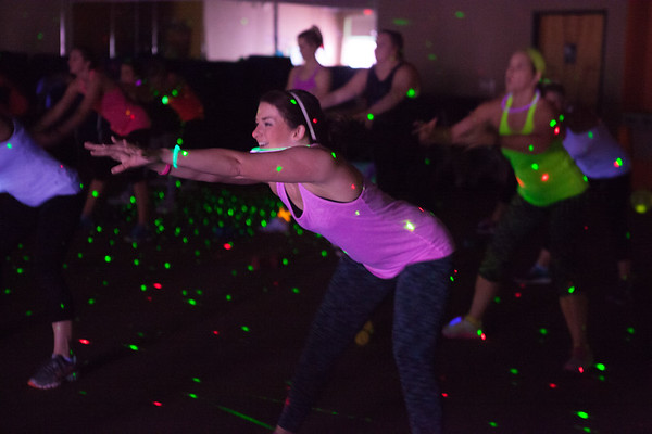 Jazzercise Murphy - Glow Party