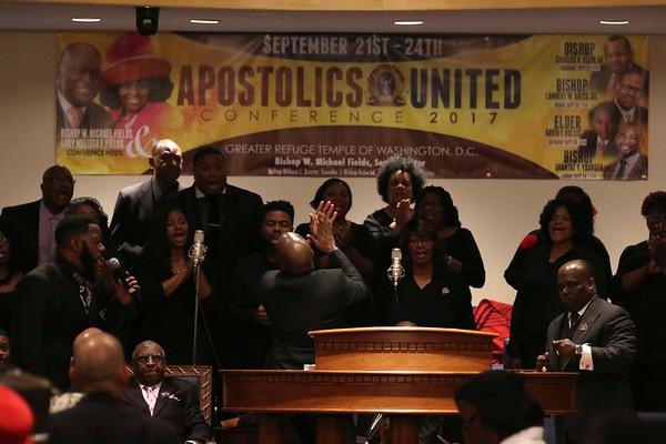 Apostolics United Conference