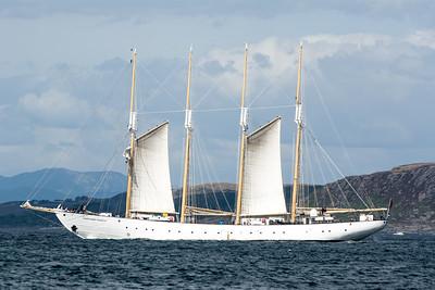 Juli 2018: Tall Ships Race