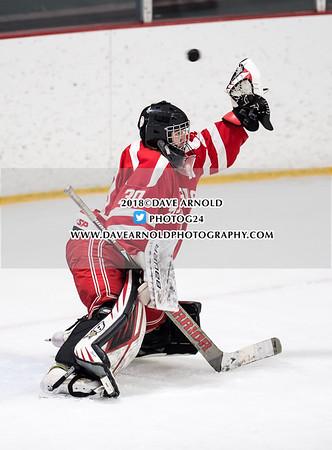 1/15/2018 - Boys Varsity Hockey - Saugus vs Stoneham