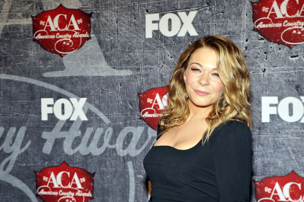 . Singer LeAnn Rimes arrives at the American Country Awards on Monday, Dec. 10, 2012, in Las Vegas. (Photo by Jeff Bottari/Invision/AP)