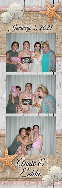 Annie & Eddie's Wedding 1-2-2021