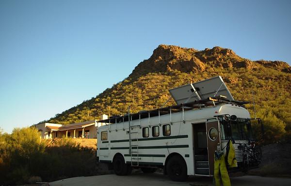 November 16, 2008: Tucson, Arizona