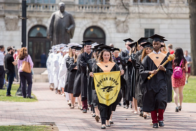 2018 Mortar Board Induction Ceremony