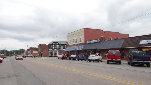 Downtown Gillespie