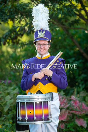Marching Band 2020 Seniors