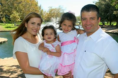 Marwan, Rula and girls