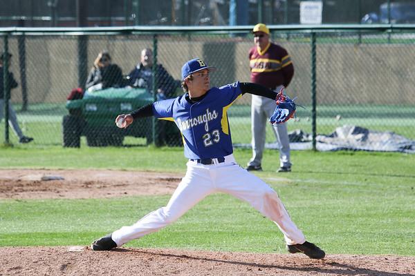 180404 Varsity Baseball v Lutheran North