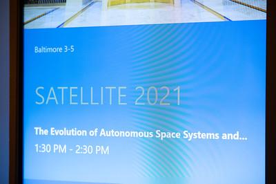 The Evolution of Autonomous Space Systems