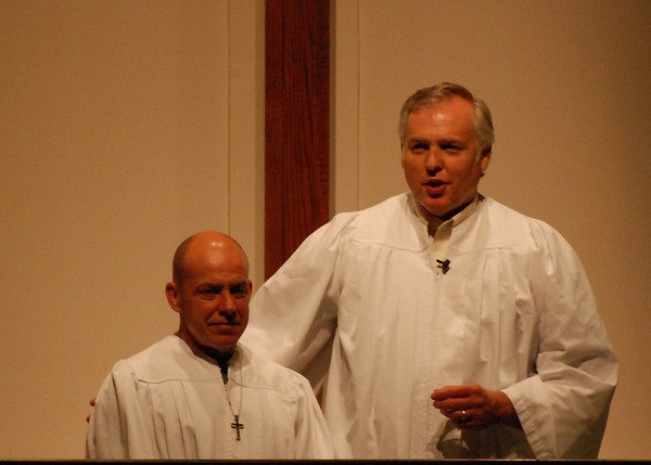 PCBC 2012 Baptisms