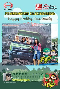 171007 | Family Day PT Hino Motors