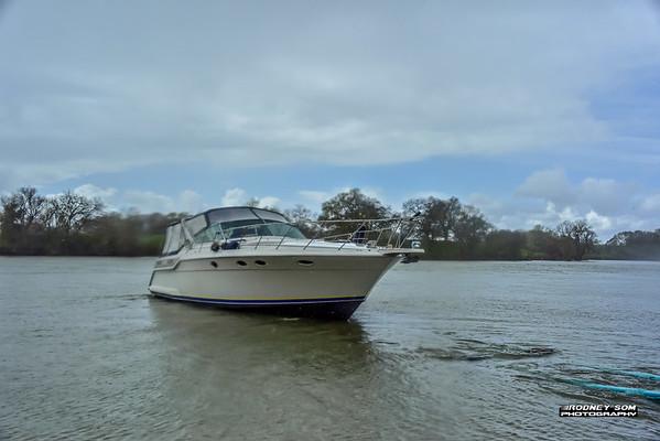 Richie Rich Boat