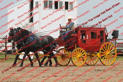 Blaisdell Ranch Bronc Riding