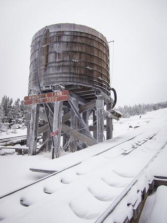 Ski the Cog Railway