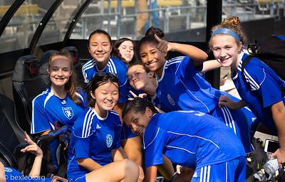 Varsity Soccer Girls vs Clear Fork @ Crew Stadium