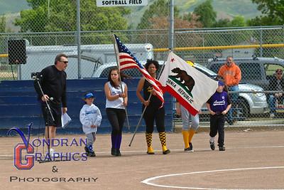 2011-0507 Opening Day Softball