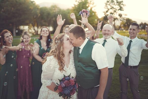 4 Bridal Party & Family
