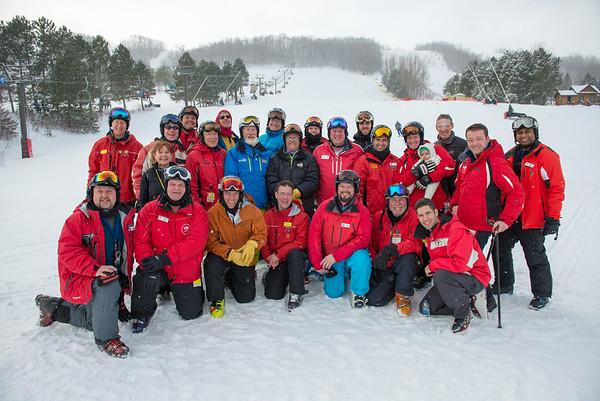 SCI Ontario Ski Day 2017