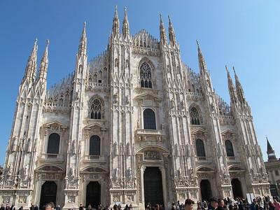 Stop 1: Milan