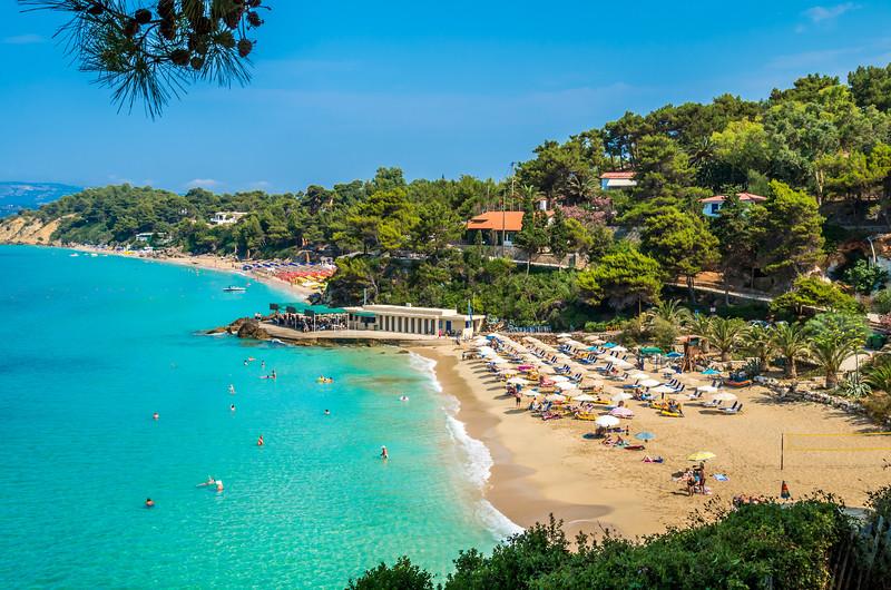 Gialos beachLefkada