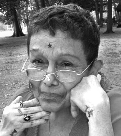 Juana Rivera bw