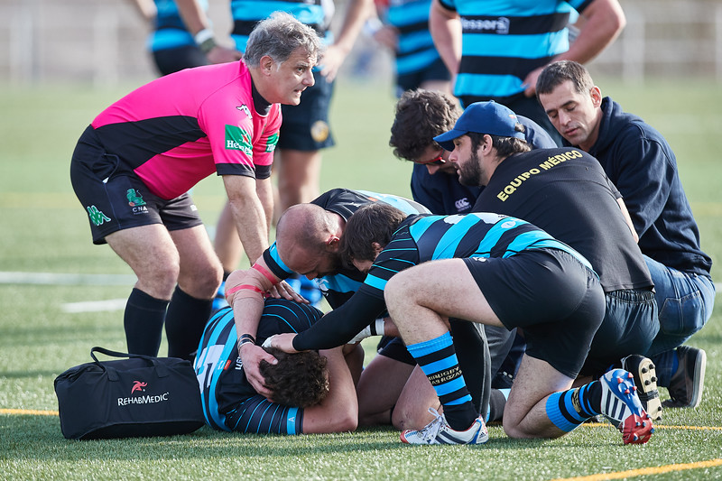 I.Industriales A vs Jaen Rugby: 20-35