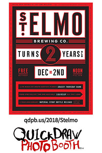 St. Elmo Brewing Company Second Anniversary Party