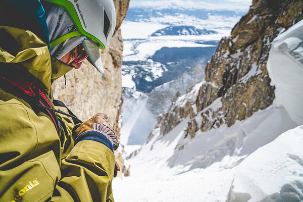 Skiing the Tetons - Gallery