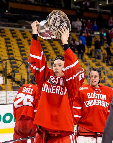Beanpot Final 2015 (Boston University)