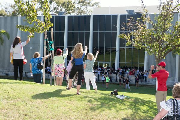 RUHS Campus Walk 08-22-14