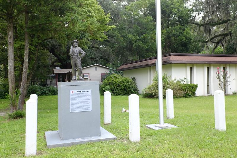 Camp Finegan Monument.JPG