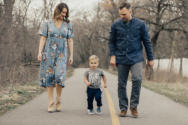 Kora Family Portraits